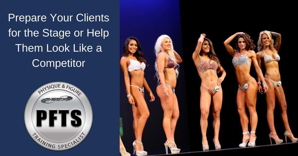 bikini Physical Fitness Training